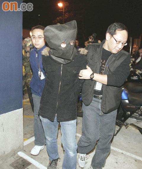 香港警方两日共拘六男女艺人电脑送修泄漏照片