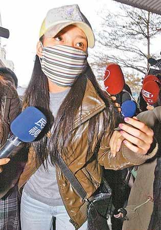 台吸毒女星裴琳关49天出牢已洽谈内地新戏(图)