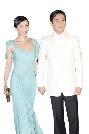 刘嘉玲一套豪宅5000万传下月戛纳宣布婚期(图)