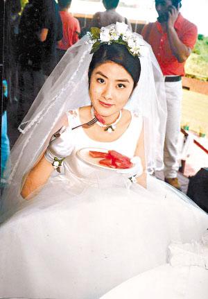 陈慧琳不做婚前财产公证透露想生一男一女(图)