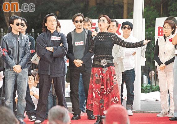 刘嘉玲被掳事件掀黑幕九十年代娱圈腥风血雨