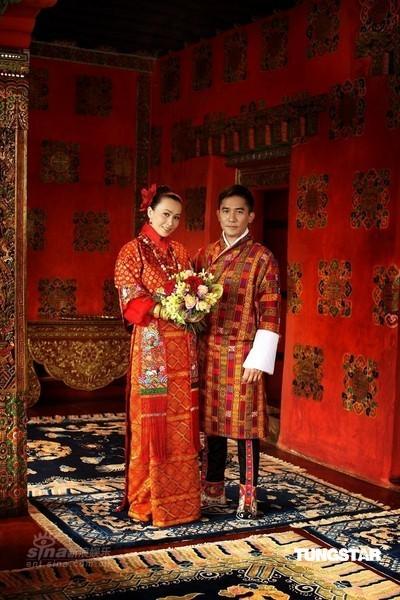 准新娘刘嘉玲婚前感言:我们充满感恩和喜悦