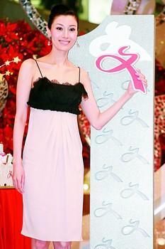 李嘉欣蜜月推到新年后婚后三天开工赚千万(图)