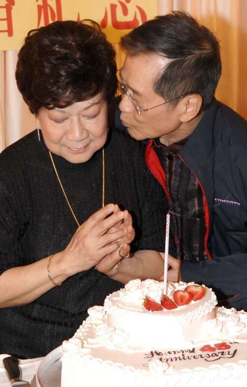粤剧名伶林家声太太因淋巴癌病逝享年75岁(图)