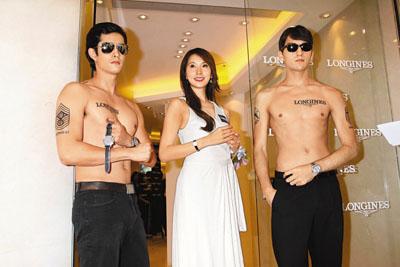 林志玲收礼心意比价值重要赞香港男生温柔(图)