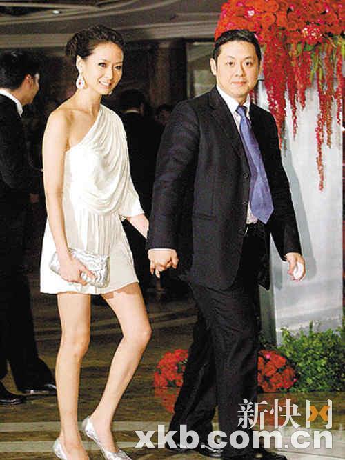 透视台湾娱乐圈五大豪门名媛连战儿媳上榜(图)