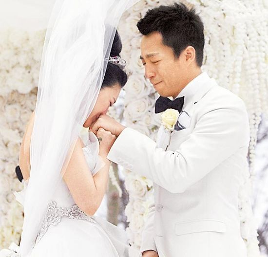 """盘点娱乐圈婚礼:大S汪小菲成为一场""""闹剧"""""""