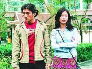 1999年,谢霆锋与张柏芝因电影《老夫子》结缘。资料图片