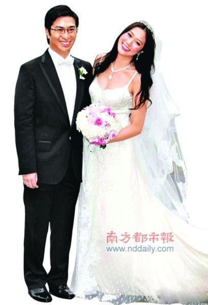 徐子淇的婚礼被比下去了。