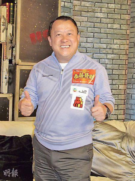 曾志伟认为难得有好剧本,希望叶玉卿回心转意返香港拍戏
