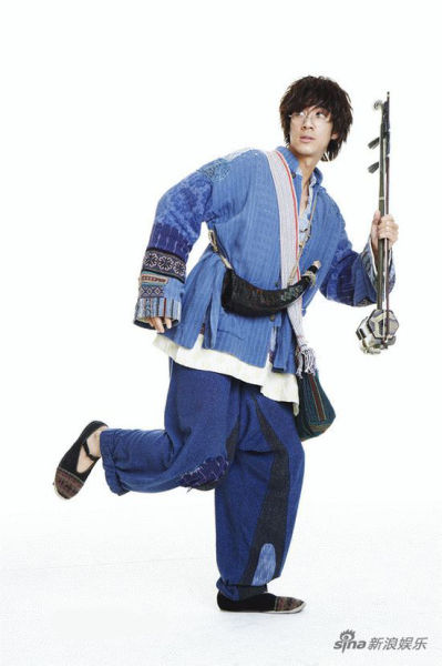 王力宏在《恋爱通告》饰演男主角杜明汉