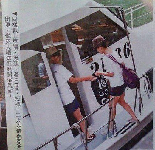 港媒曝林忆莲同性恋情约会女导演被拍