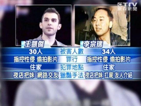 王凯杰偷拍与29名台湾正妹性爱过程