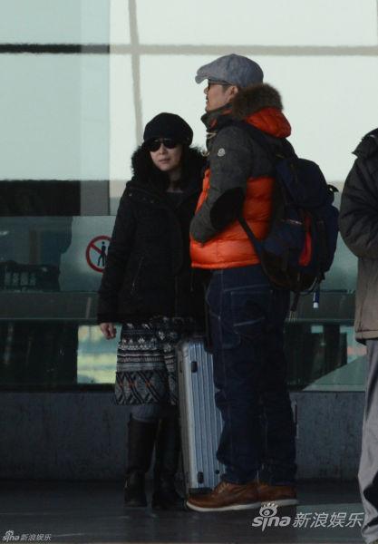 刘若英与老公