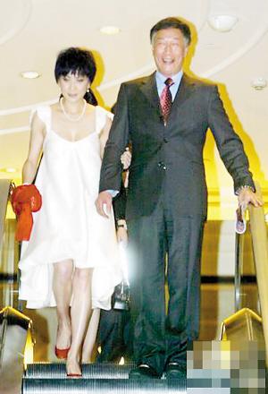 传台湾首富郭台铭下月成婚要娶舞蹈教师(组图)