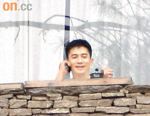 梁朝伟刘嘉玲婚纱照拍摄因不丹大雨延误(组图)