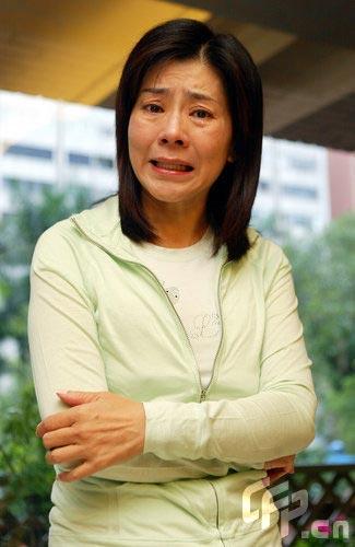 台星林威利被殴可能毁容母亲蒋黎丽哭诉(组图)