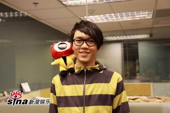 组图:周杰伦蔡依林等37位台湾艺人执小浪拜年(6)