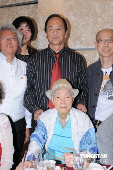 组图:香港资深演员林蛟病世享年八十八岁