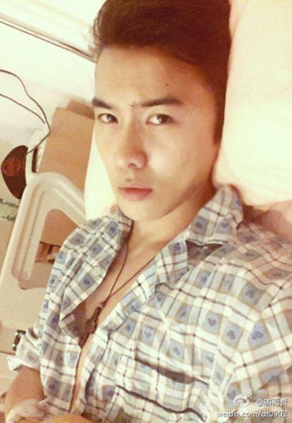 唐禹哲心脏生病入院