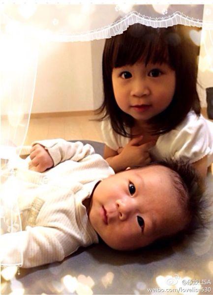 陈浩民一双儿女