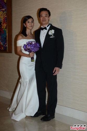 杨采妮和老公