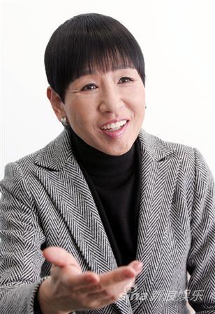 日本女星和田明子坚决反对酒井法子复出(图)