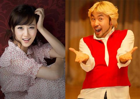 韩歌手张允贞宣布与搞笑明星卢洪哲结束恋爱