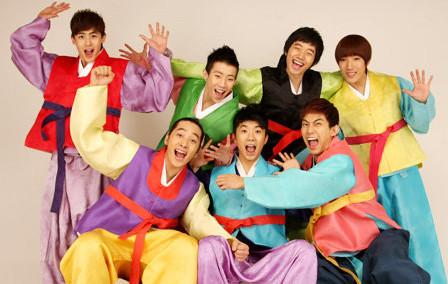 韩娱每周一星:2PM野兽派青春少年偶像