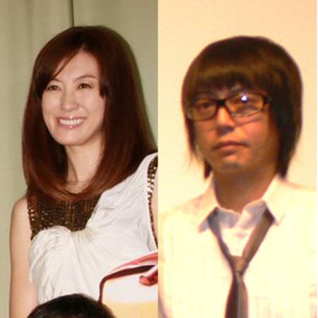 歌手SUNEOHAIR称正在与女星友坂理惠交往(图)