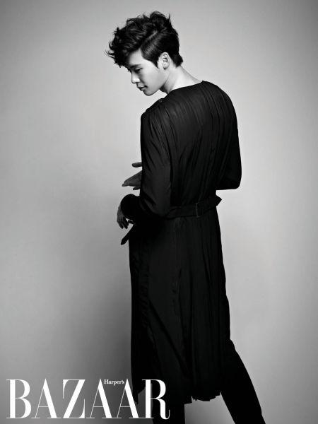 李钟硕模特身材