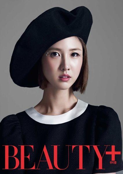 韩女星李秀景拍写真秀凹凸有致好身材(图)