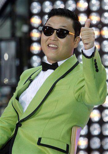 鸟叔被评为韩国最具影响力艺人