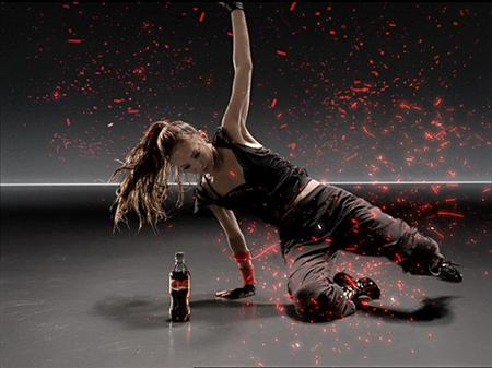 安室奈美惠拍摄广告激烈舞蹈导致肌肉痛(组图)