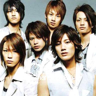 曾经六个人的KAT-TUN是最被看好的不羁组合