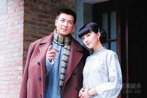 保剑锋为高圆圆变情痴《爱无悔》引爆上海收视