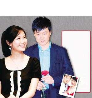 佟大为携手美女教师关悦17日走进婚礼殿堂(图)