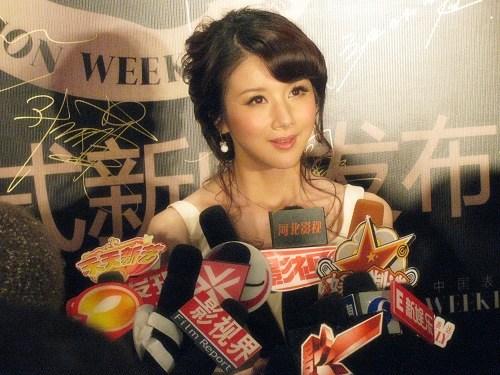 莫拉克警示自然灾害孙菲菲写博呼吁环境保护