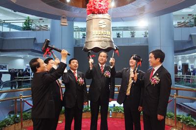 巨力索具上市杨子家族身价近百亿