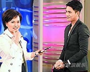 陈坤台湾录节目透露父子情坦承优优是其亲生子