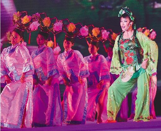 刘晓庆主演《阿房宫赋》扮嫩演16岁少女
