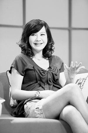 杨雪怀孕八个月首次曝光丈夫称恋爱自己先表白