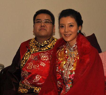 车晓与山西首富李兆会2010年1月举办婚礼