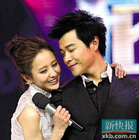 佟丽娅和陈思成