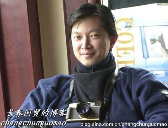 网曝柴静老公赵嘉照片