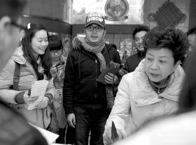 1月23日,汪涵等委员报到。图 记者陈勇