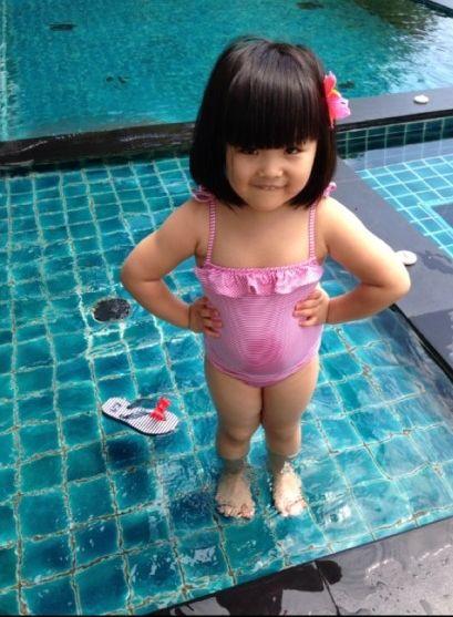 李湘可爱女儿