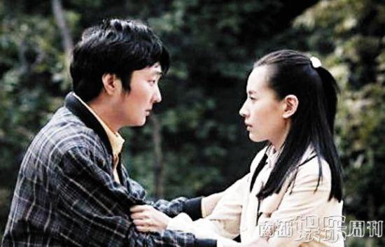 董洁和王大治因戏结缘,从戏里演到戏外。