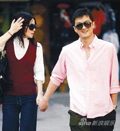 李亚鹏和王菲(资料图)