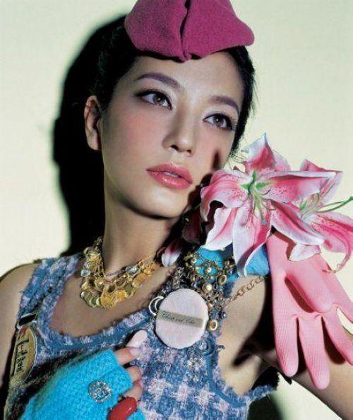 赵薇美艳仙子写真图片曝光姿势香艳撩人(组图)